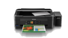 PRINTER INKJET MULTIFUNCTION EPSON L455